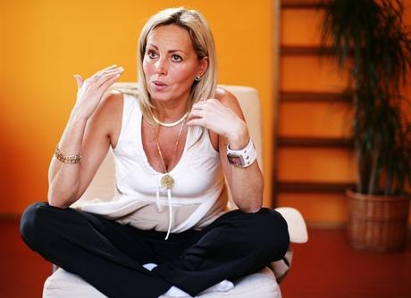 Zuzana Kratochvílová - bývalá manželka trenéra Vlastimila Petržely