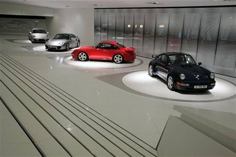 Nové muzeum Porsche