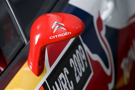 Nové logo Citroën