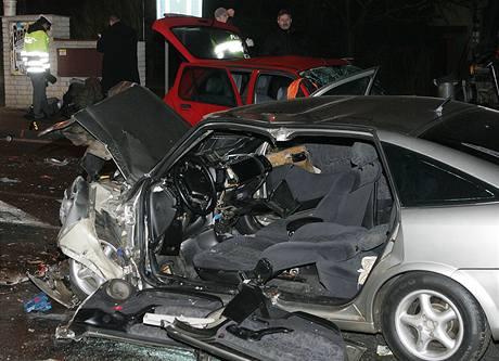 Tragická nehoda v Klatovech