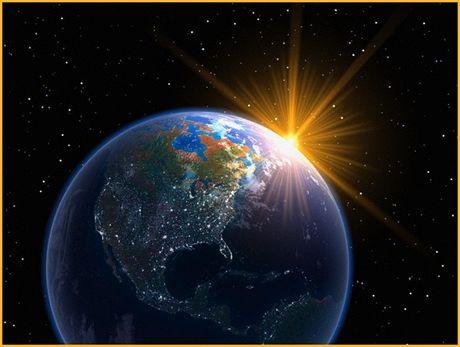 Země, zeměkoule, vesmír | foto: profimedia.cz