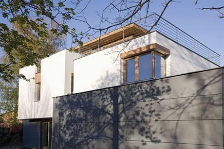 U domů používá základní geometrické tvary