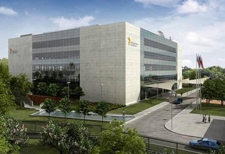 Nová budova Rádia Svobodná Evropa má už konkrétní podobu.