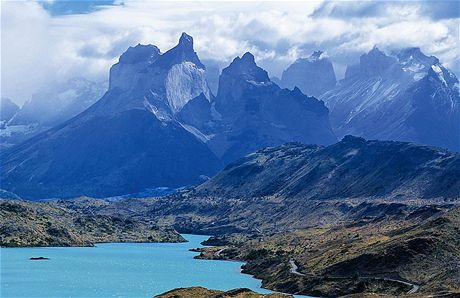Patagonie, Torres del Paine