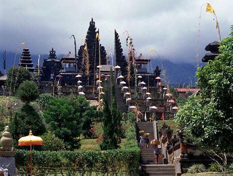Bali, chrámový komplex Besakih