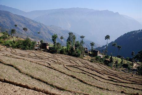 Nepál, krajina v Khandadéví