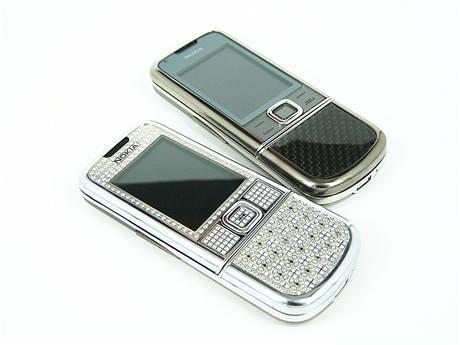Falešné luxusní telefony firmy Vertu Boutique