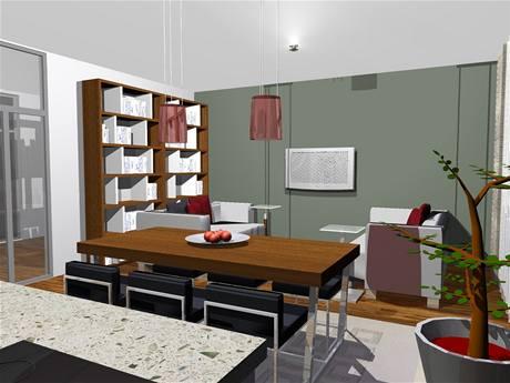 Proměna bytu 3+1