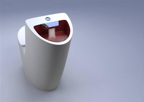 Toaleta spojená s umyvadlem ušetří litry vody