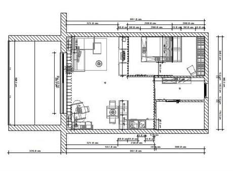 Proměna bytu 1+kk