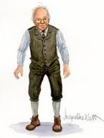 Jacqueline Westová - kostýmy pro film Podivuhodný případ Benjamina Buttona