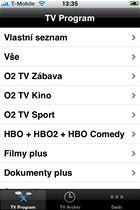 O2 TV Guide