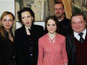Nominace na ceny Thálie 2008