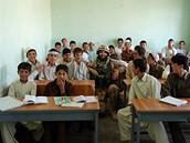 Český rekonstrukční tým v afghánském Lógaru