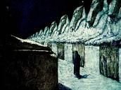 František Kupka: Cesta ticha (1903)