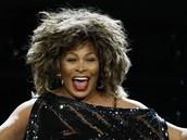 Zpěvačka Tina Turner