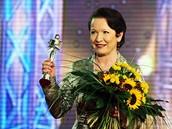Ceny Anno 2009 - podle televizních diváků je herečka Hana Maciuchová druhou ženou Novy
