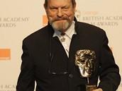 BAFTA 2009 - režisér Terry Gilliam s cenou za celoživotní přínos filmu