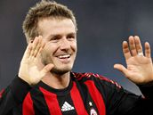 AC Milán: David Beckham