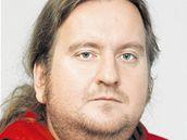 Reportér MF DNES Pavel Novotný