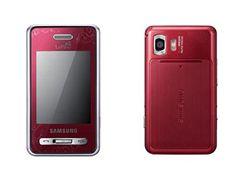 Samsung D980 La Fleur