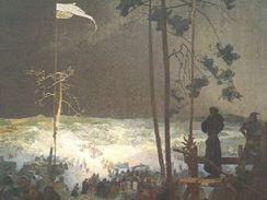 Schůzka na křížkách - Slovanské epopeje Alfonse Muchy
