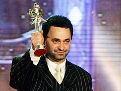 Ceny Anno 2009 - div�ci televize Nova zvolili mu�em roku herce Martina Dejdara