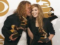 Grammy 2009 - Robert Plant a Alison Kraussová