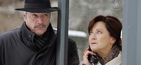 Juraj Kukura a Simona Stašová