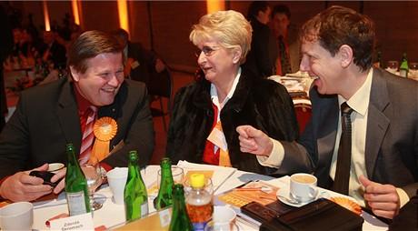 Sjezd ČSSD (14.2.2009)