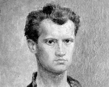 Jiří Šlitr: Autoportrét