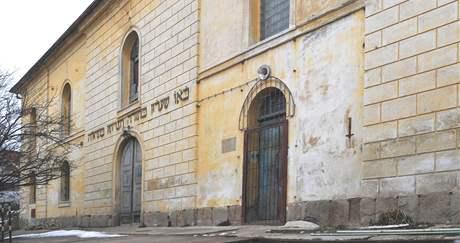 Synagoga v Ivančicích