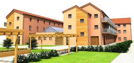 Bývalé JZD ve Vranovicích chce obec přestavět na dům pro penzisty