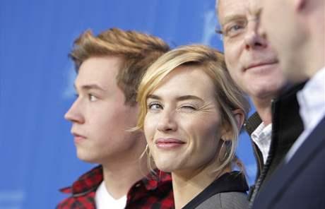 Berlinale 2009 - Kate Winslet mrká