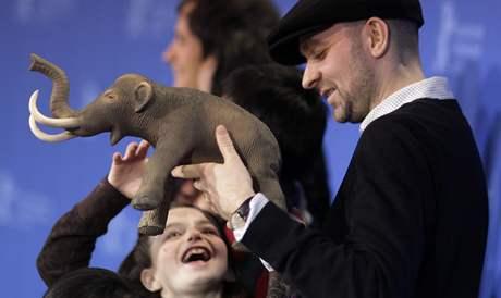 Berlinale 2009 - k filmu Mamooth dítě