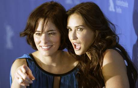 Berlinale 2009 - Demi Moore, Sarah Possey