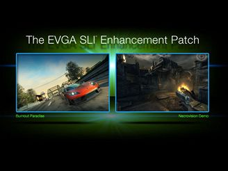 EVGA SLI Enhanced