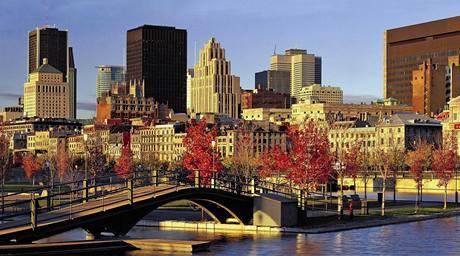 V Montrealu se kloub� modern� i tradi�n� architektura.