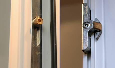 Pětibodové zavírání dveří