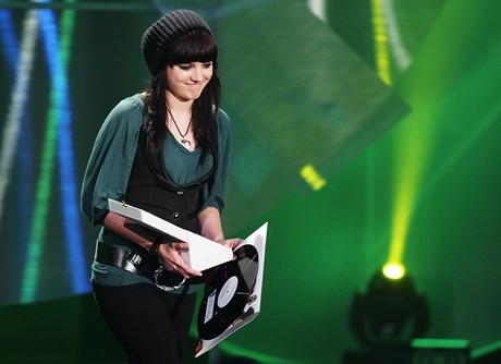 Ewa Farna - Hudební DVD, anketa Deska roku 2008