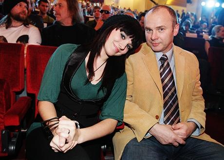 Ewa Farna s otcem - Deska roku 2008