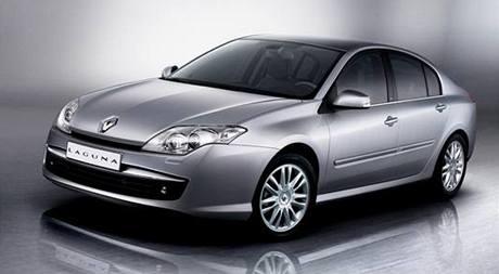 Nový Renault Laguna