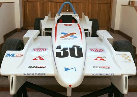 Jiří Král - Formule 1400