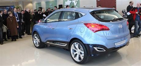 Hyundai IX - ONIC