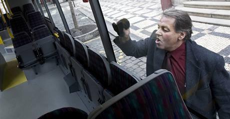Nové autobusy NB 12 pro Prahu.