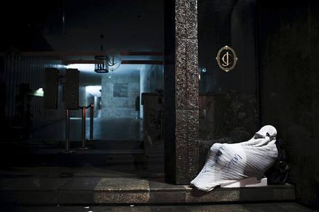 World Press Photo 2009 (snímek Carlose Cazalise)