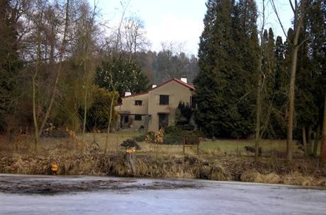 Vlastní dům architekta Fragnera