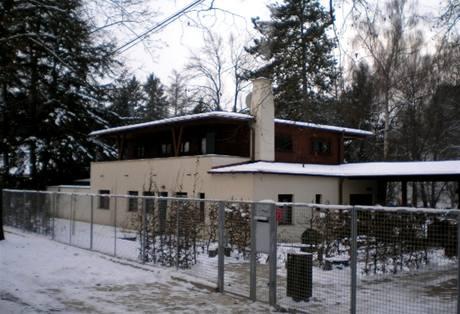 Vilu továrníka Orlického využívalo svého času ministerstvo zahraničí