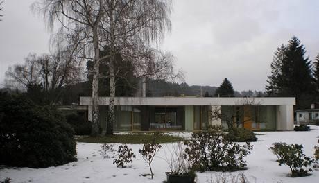 Architekt Lábus se nechal inspirovat svým předchůdcem