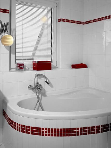 V nástavbě v paneláku lze mít koupelnu s oknem